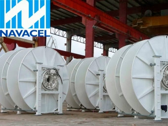 Navacel Internacional achieves customs forms of temporary storage and authorized place for good export